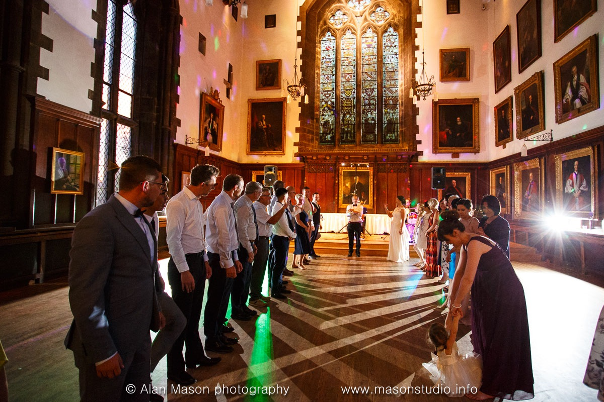 Ceilidh Knights at Durham Castle
